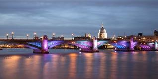 Southwark bridge Stock Images