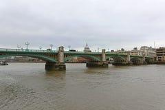 Southwark Bridge Stock Image