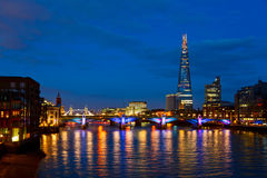 Southwark Bridge in London Stock Photos