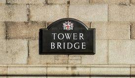 Southwark Bridge in London Stock Image