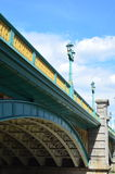 Southwark Bridge. Stock Image