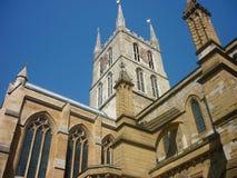 Southwark Cathderal in Londen het UK Stock Fotografie