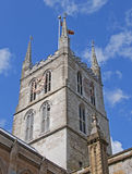 Southwark Cathedral. The beautiful cathedral at Southwark in central London Stock Photo