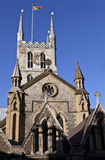 Southwark Cathedral in London Royalty Free Stock Photography