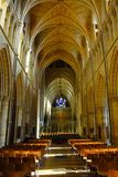 Southwark Cathedral London royalty free stock photography