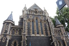 Southwark Cathedral, London Stock Image