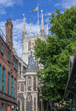Southwark Cathedral London Stock Photo