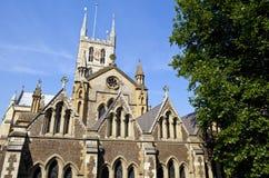 Southwark katedra w Londyn Zdjęcia Stock
