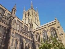 Southwark Kathedrale, London Stockfoto
