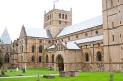 Southwell Abbey Royalty Free Stock Photography