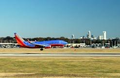 Southwest Airlines Стоковая Фотография