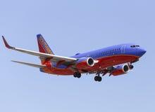 Southwest Airlines Photographie stock libre de droits