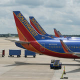 Southwest Airlines Stock Photos