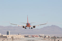 Southwest Airlines Boeing 737 Stock Images