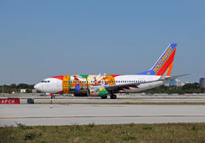 Southwest Airlines Boeing 737-700 jet Stock Images