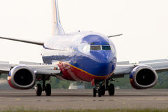 Southwest Airlines Boeing 737 Stock Photo