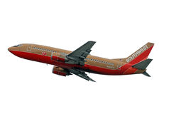 Southwest Airlines passenger jet Stock Photo