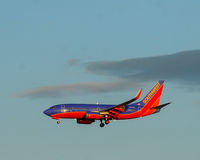 Southwest Airlines Royalty Free Stock Photo