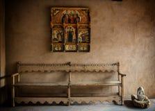 Southwest Bench Royalty Free Stock Photo
