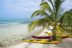 Southwest Cay Stock Photography