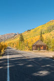 Southwest Colorado Autumn Landscape Royalty Free Stock Images