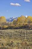 Southwest Colorado in Fall Stock Photo