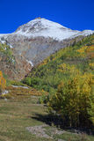Southwest Colorado in Fall Royalty Free Stock Image