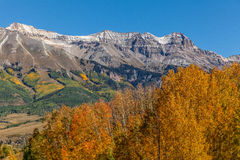 Southwest Colorado in Fall Stock Photography