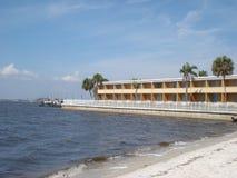 Southwest Florida Hotel. A hotel in Punta Gorda, FL near the beach Royalty Free Stock Photo