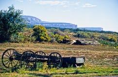 Southwest landscape Stock Image
