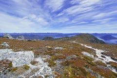 Southwest National Park Tasmania, Australia Stock Images
