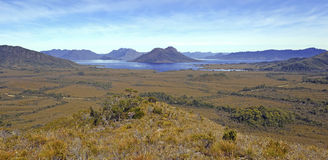 Southwest National Park Tasmania, Australia Royalty Free Stock Image