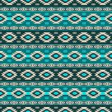 Southwest navajo pattern Royalty Free Stock Photos