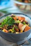 Southwest Potato Salad Royalty Free Stock Images