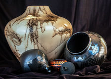 Southwest Pottery Royalty Free Stock Images