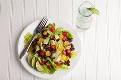 Southwest Salad above shot Royalty Free Stock Images