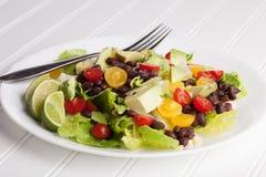 Southwest Salad angled shot Stock Image