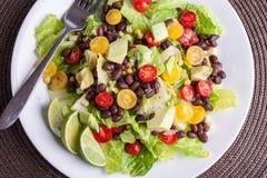 Southwest Salad close up shot Stock Image