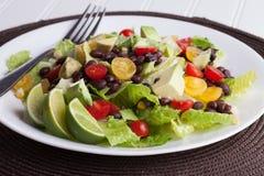 Southwest Salad macro shot Royalty Free Stock Photography
