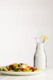 Southwest Salad vertical shot Royalty Free Stock Images