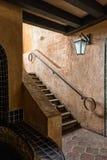 Southwestern architecture, Tlaquepaque in Sedona, Arizona Royalty Free Stock Photos