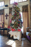 Southwestern christmas tree Royalty Free Stock Photography
