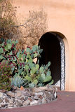 Southwestern doorway Stock Photography