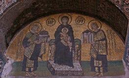 Southwestern Entrance Mosaic Stock Images