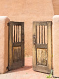 Southwestern gates Royalty Free Stock Photos