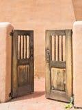 Southwestern gates Royalty Free Stock Photos