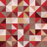 Southwestern Geometric Design Royalty Free Stock Photography