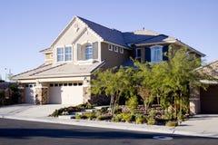 Southwestern house Stock Image
