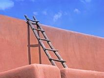 Southwestern Ladder Stock Photo