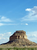 Southwestern Landscape. A desert landscape Royalty Free Stock Photography